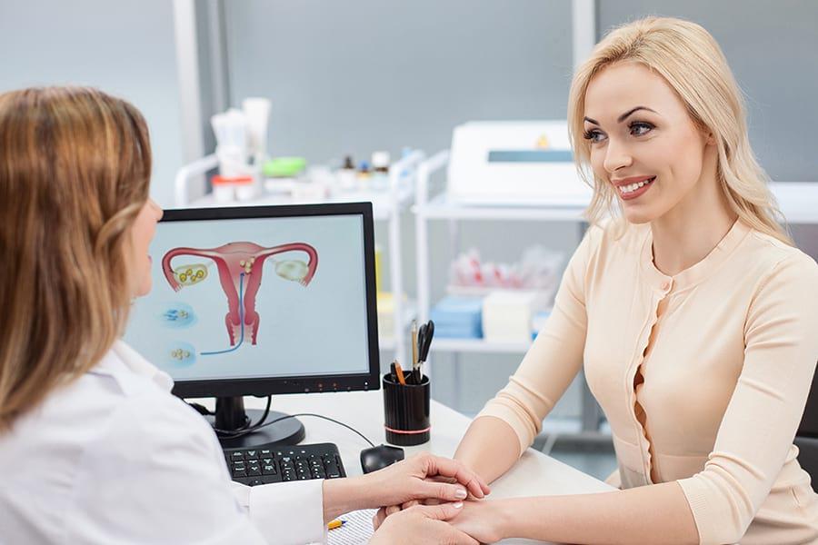 консультация гинеколога в Киеве