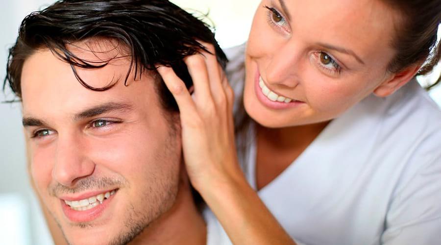 HFE метод пересадки волос в Киеве