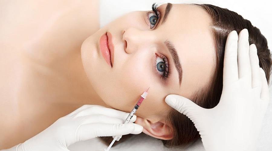 Косметология: уколы красоты от морщин