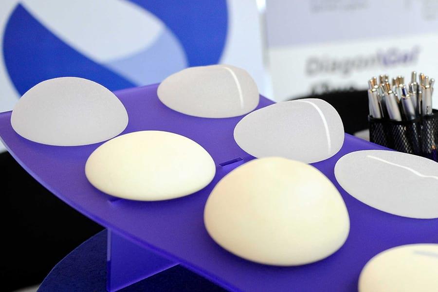 какие импланты используют для увеличения груди