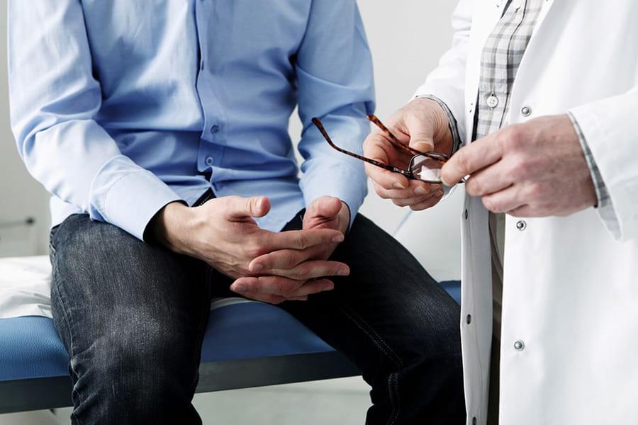 оперативное лечение простатита