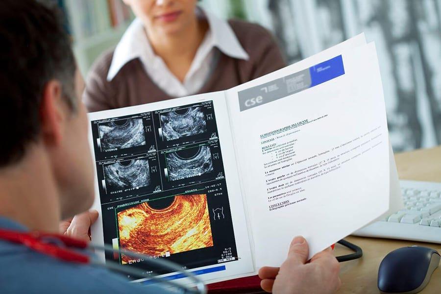 узи диагностика гиперплазии эндометрия в Киеве