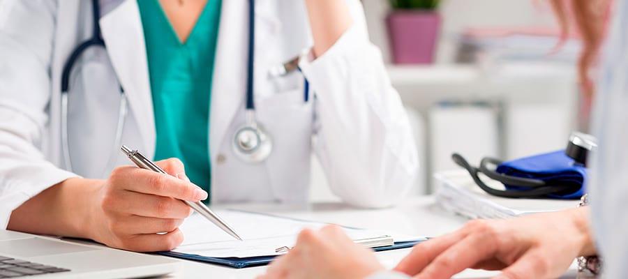 цены на прием терапевта